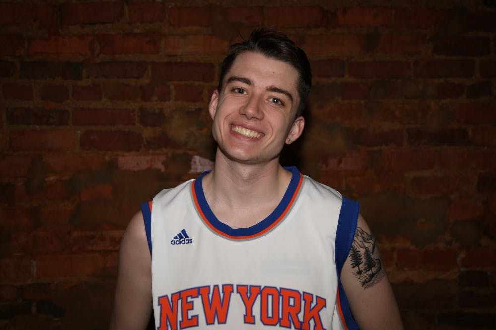 <p>Assistant Sports Editor Brian Keyes</p>