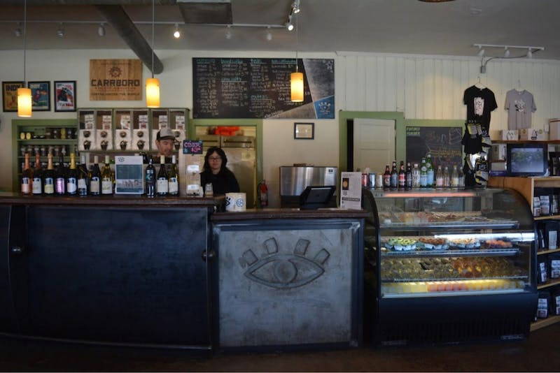 Coffee shops, including Open Eye in Carrboro, are coming together to donate part of their profitsto the American Civil Liberties Union.