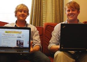 Wayne Miltz and his brother, Stephen, founded crazythingsparentstext.com in December 2010. It is the fifteenth website they have created through Miltz Media, a company the two brothers founded in 2007.