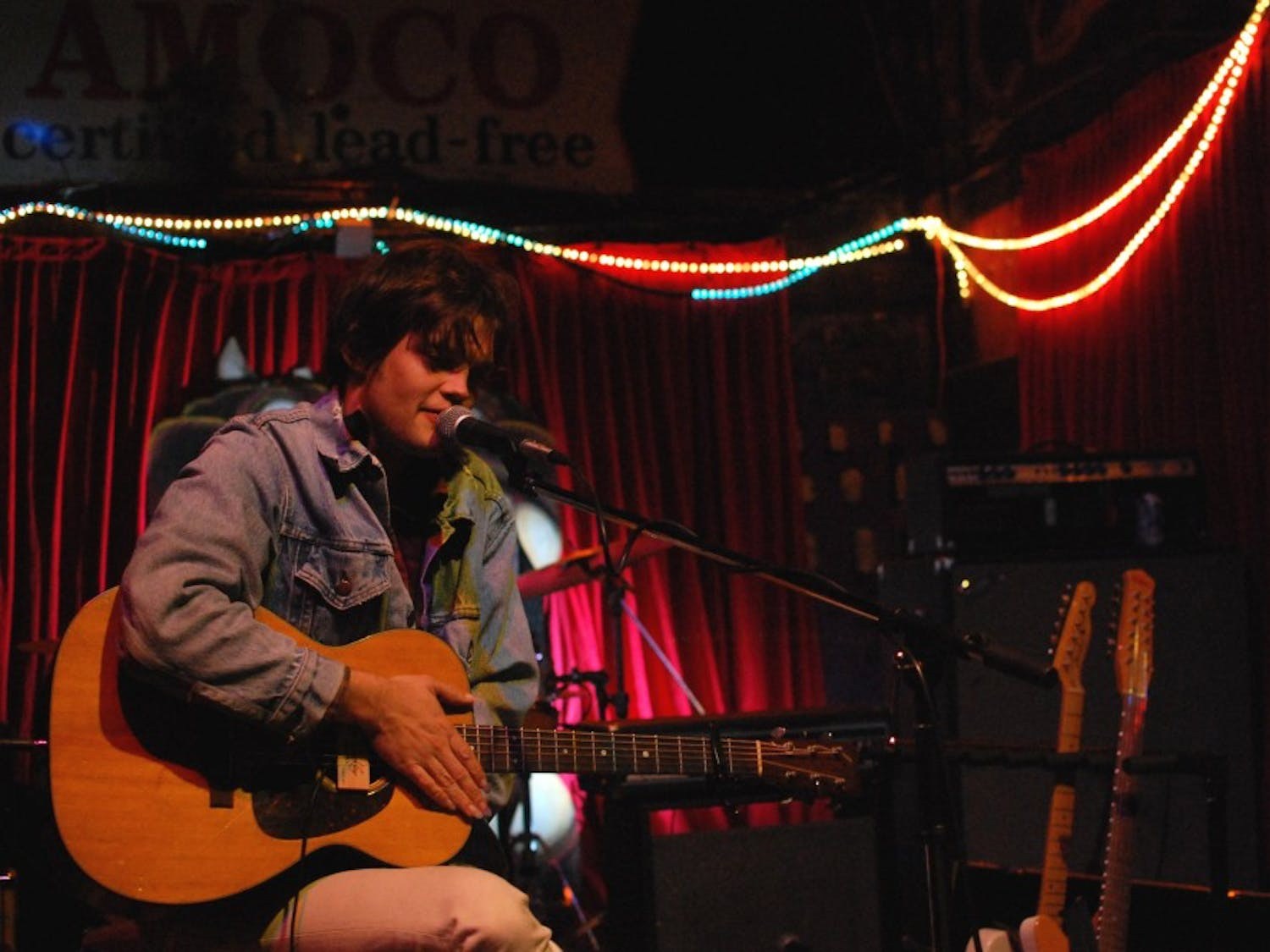 William Tyler performs at The Garage