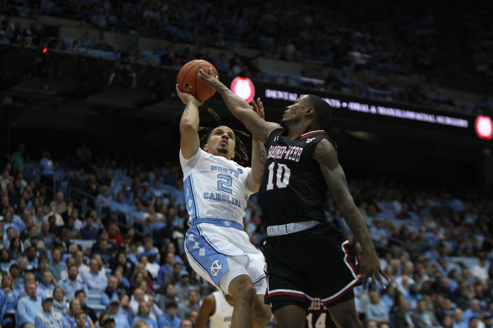 For UNC, a sloppy win against Gardner-Webb could be a sign of bigger problems