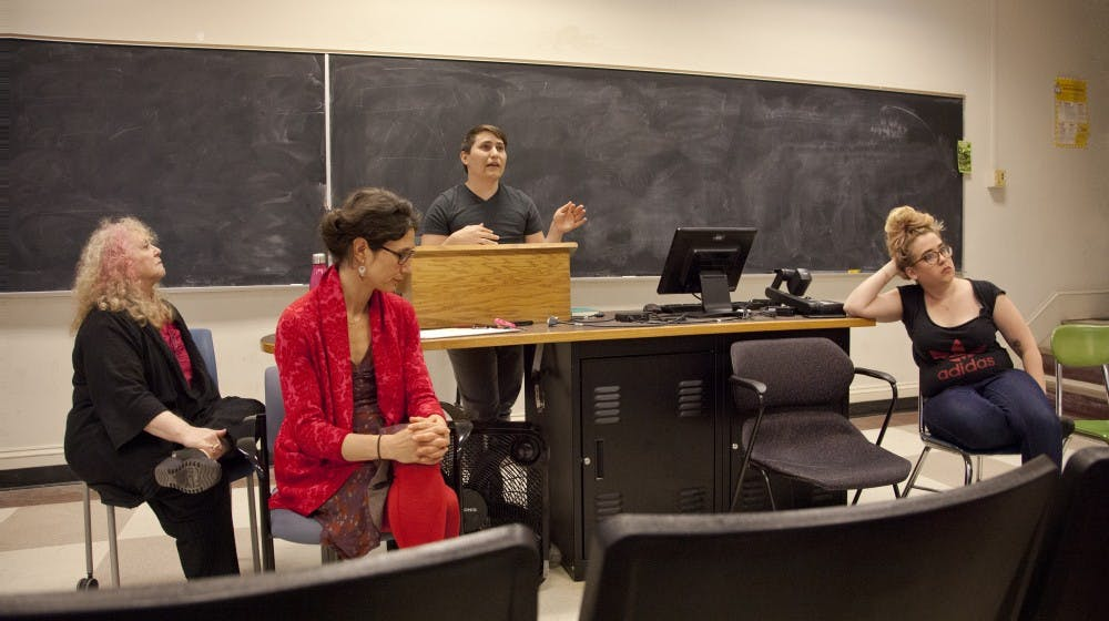 UNC students and professors share different perspective about Conflict over Gaza conference