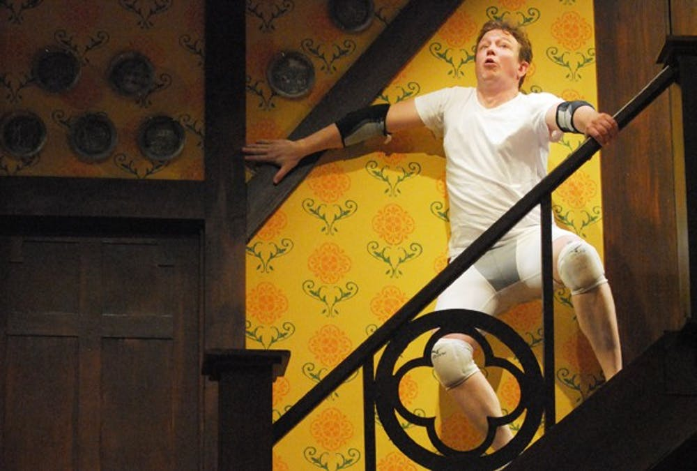High energy, expert execution make PlayMakers' 'Noises Off' shine