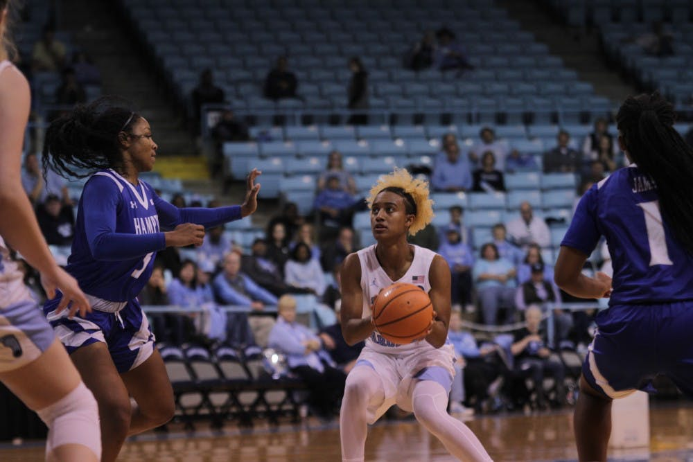 Inexperience, injuries plague women's basketball team to open 2017-18 season