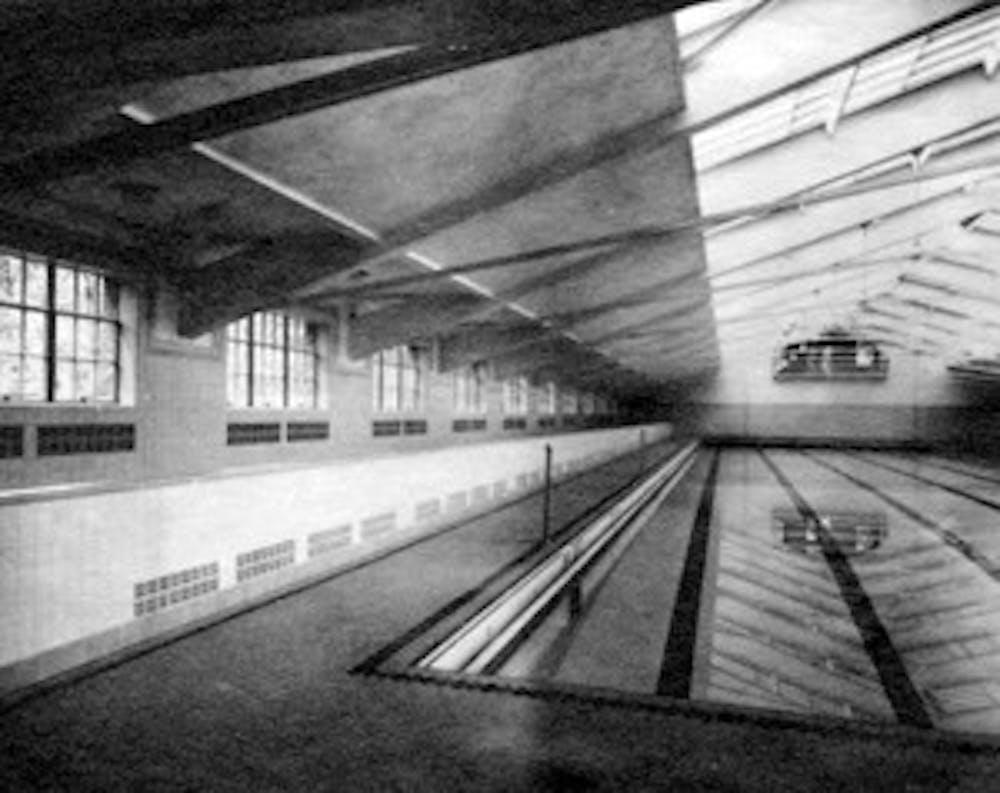 Bowman Gray Memorial Pool's history isn't forgotten