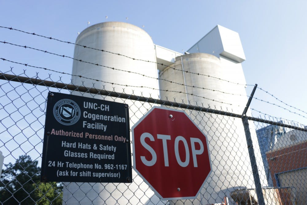How UNC has worked toward ending coal use since abandoning coal-free 2020