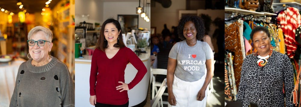 Meet the women leading businesses in Chapel Hill and Durham