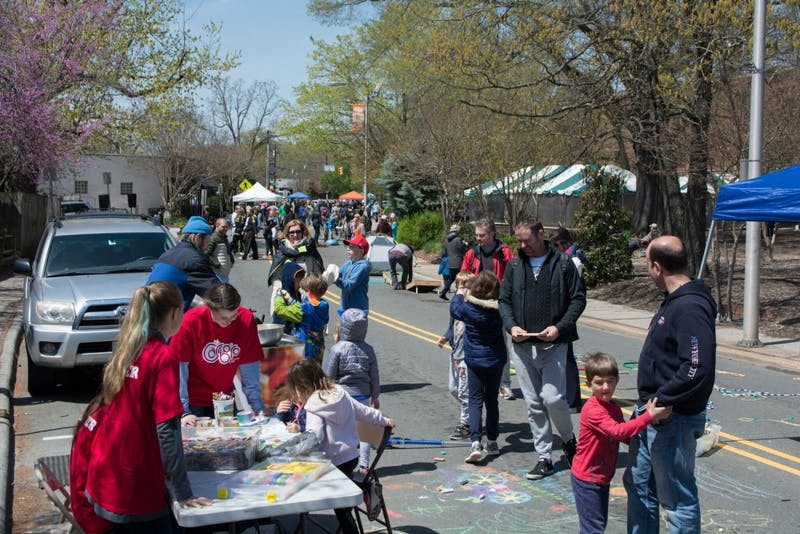 Carrboro hosts its 6th annual Open Streets festival to bring the community together.