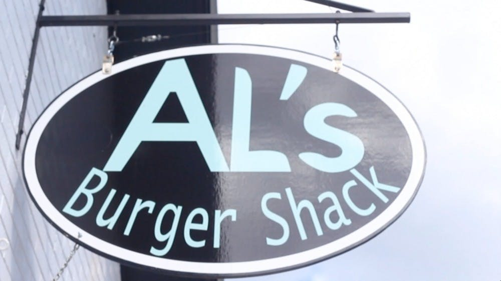 Al comes to class: Owner of Al's Burger Shack advises entrepreneurial students