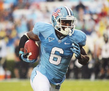 The Tar Heels are looking to cut down on penalties as they battle for the Victory Bell on Saturday.