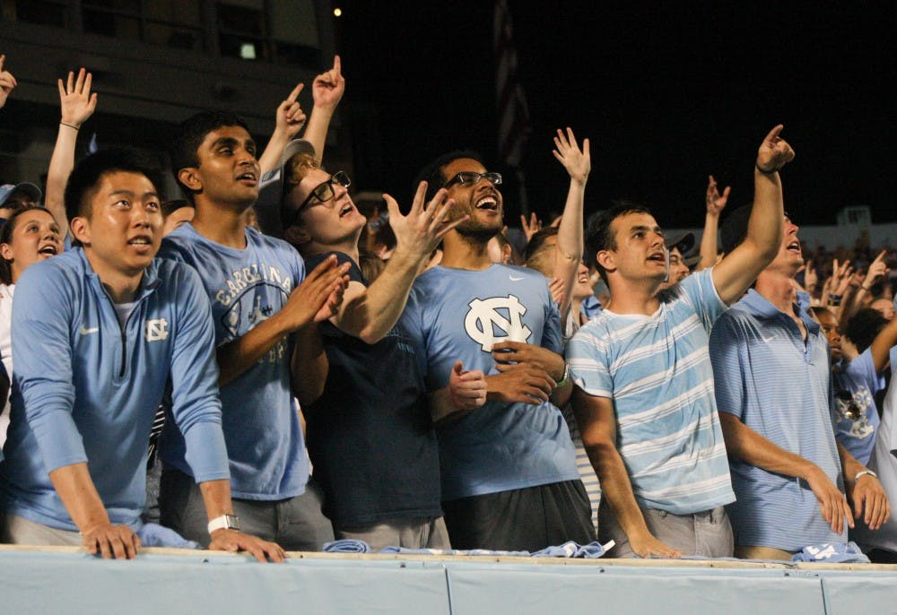 Buzz surrounding UNC football leads to student ticket fiasco