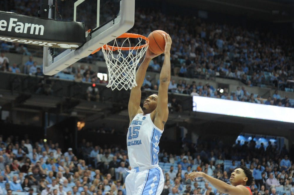 Three takeaways from No. 9 UNC's 79-69 revenge victory over No. 15 Louisville
