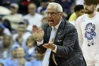 UNC men's basketball made it to the Sweet 16 of the 2019 NCAA tournament where they were defeated by Auburn 97-80.