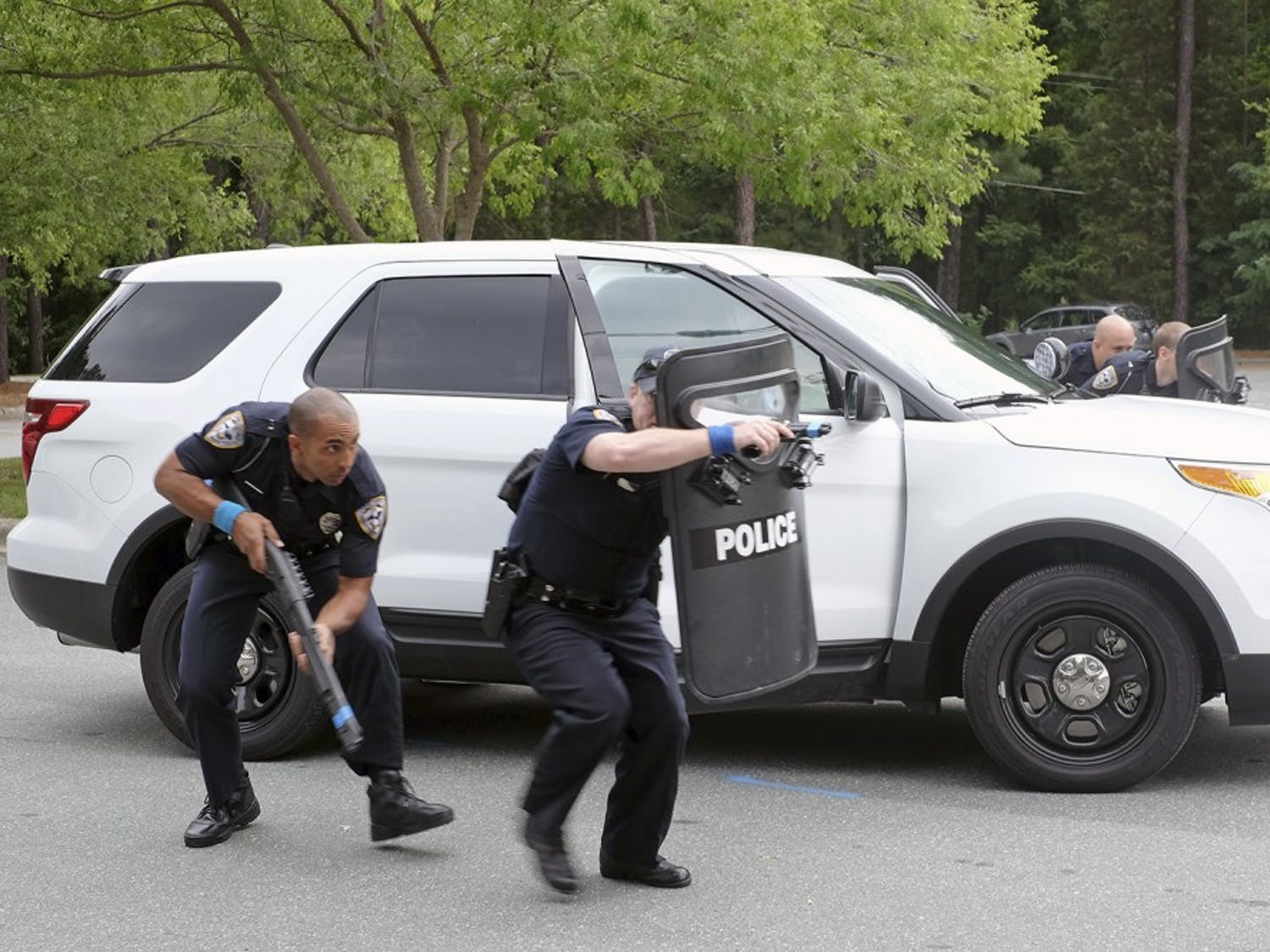 On Monday August 10, 2015, the Department of Public Safety held an emergency response drill in response to a communication failure that happened in July 2015.