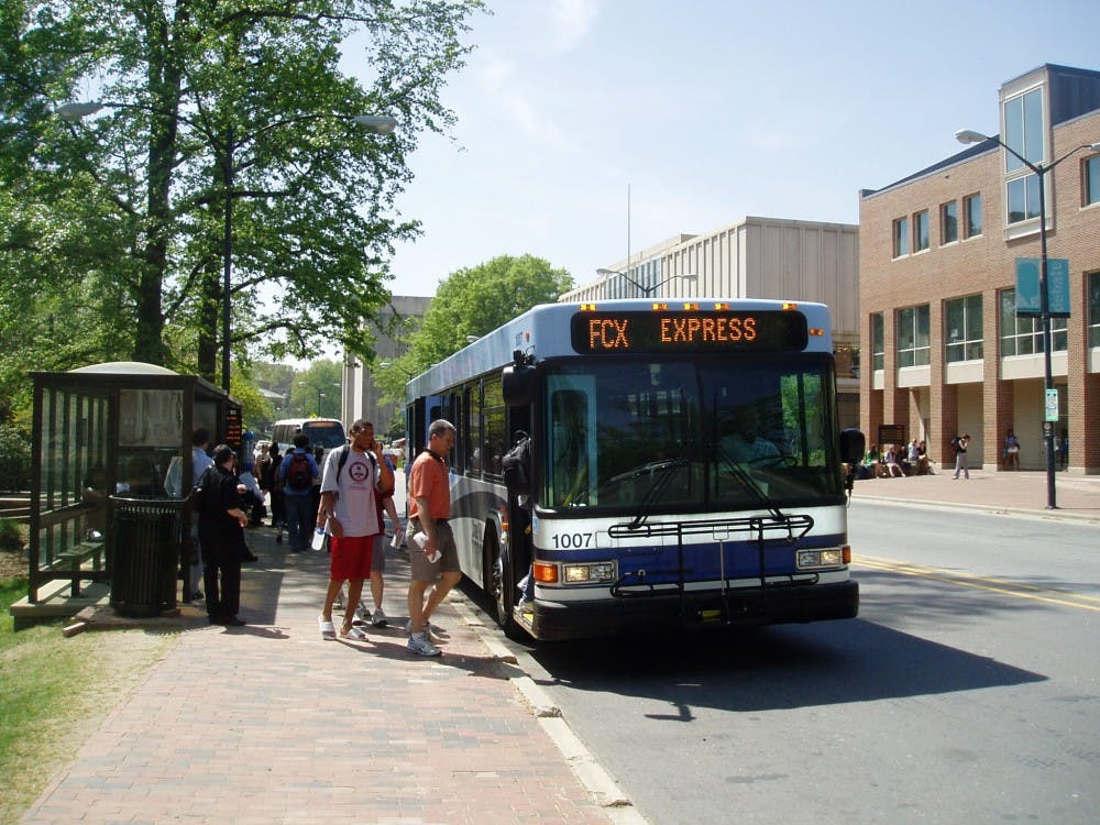 How commuters can build a more sustainable UNC