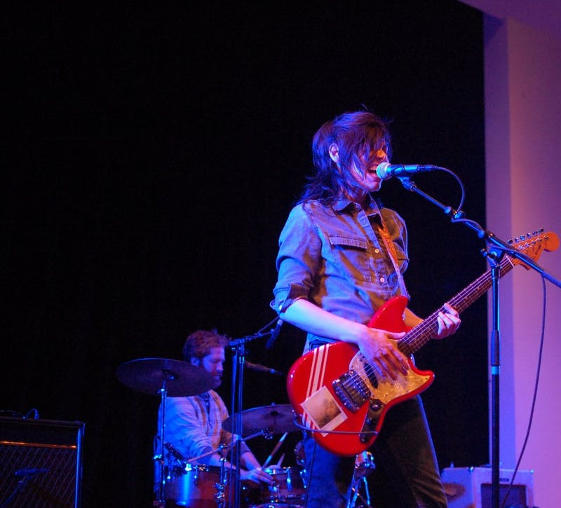 Heather McEntire of Mount Moriah