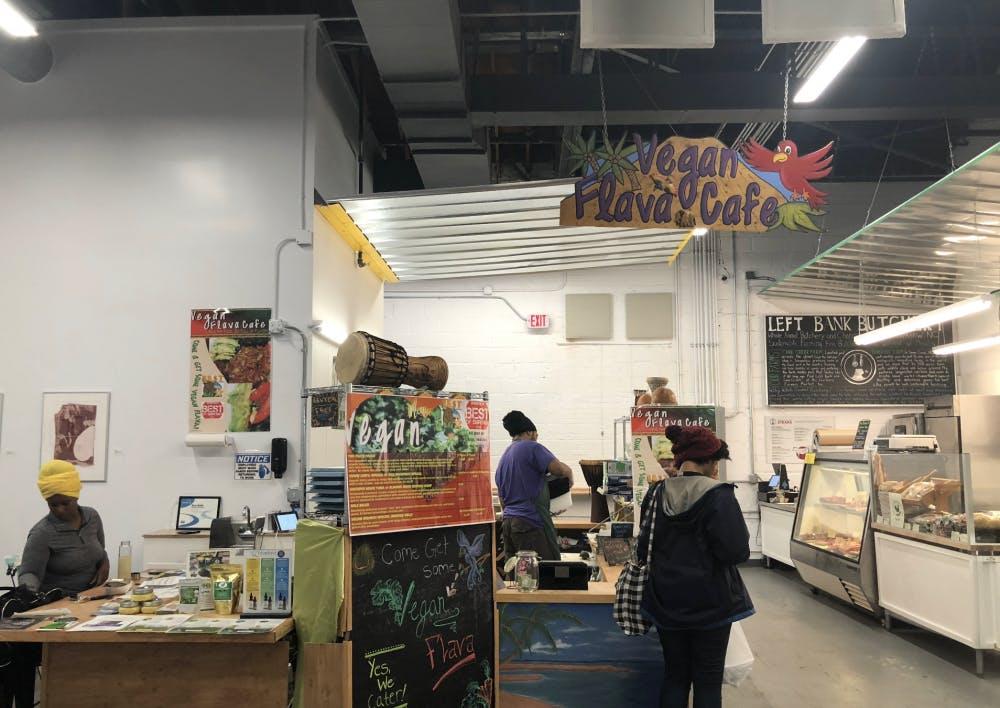 Durham couple brings 'flava' to allergen-conscious vegan food
