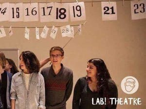The students in Lab! Theatre will perform 30 plays in 60 minutes.Photo courtesy ofNatalie Cabo