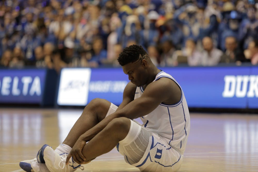 BREAKING: Zion Williamson will not play against UNC