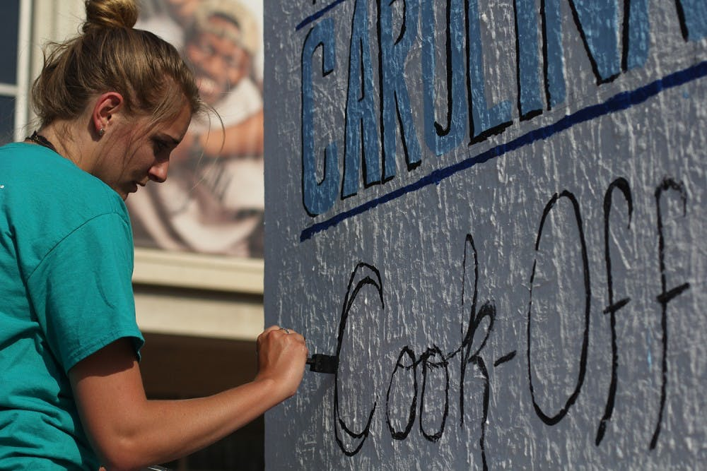 'Great Carolina Cook-Off' aims raise awareness for food insecurity