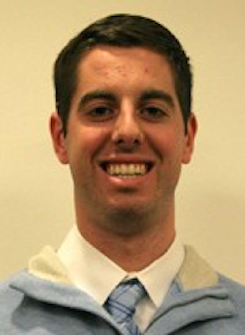 Rob Jones, junior Sports Administration major