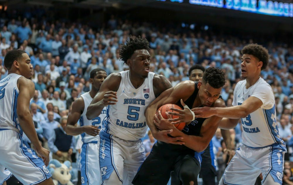 COLUMN: Examining the reasons for UNC's perplexing draft night