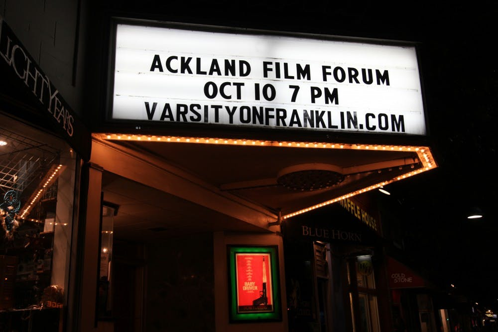 Varsity film forum shines a light