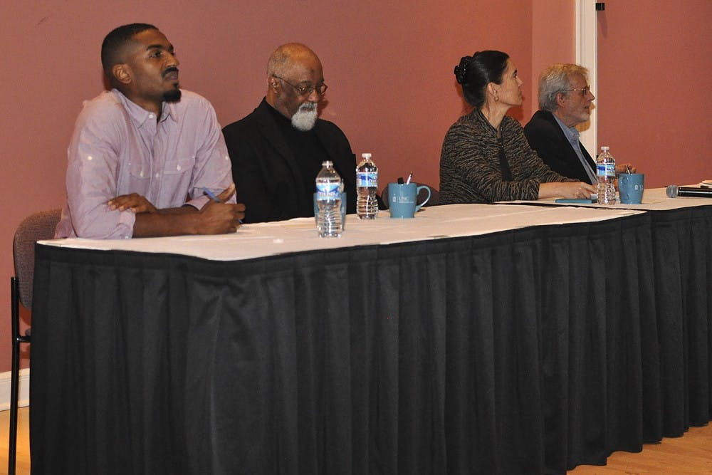 Local civil rights experts address campus racism issues