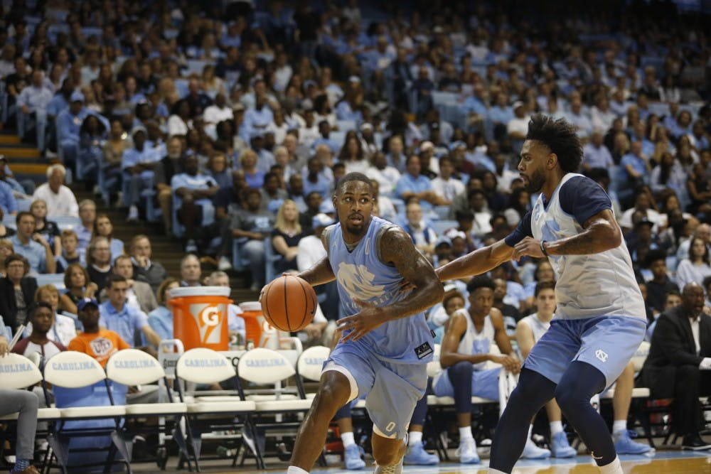 Potential and uncertainty surround UNC's sophomore class