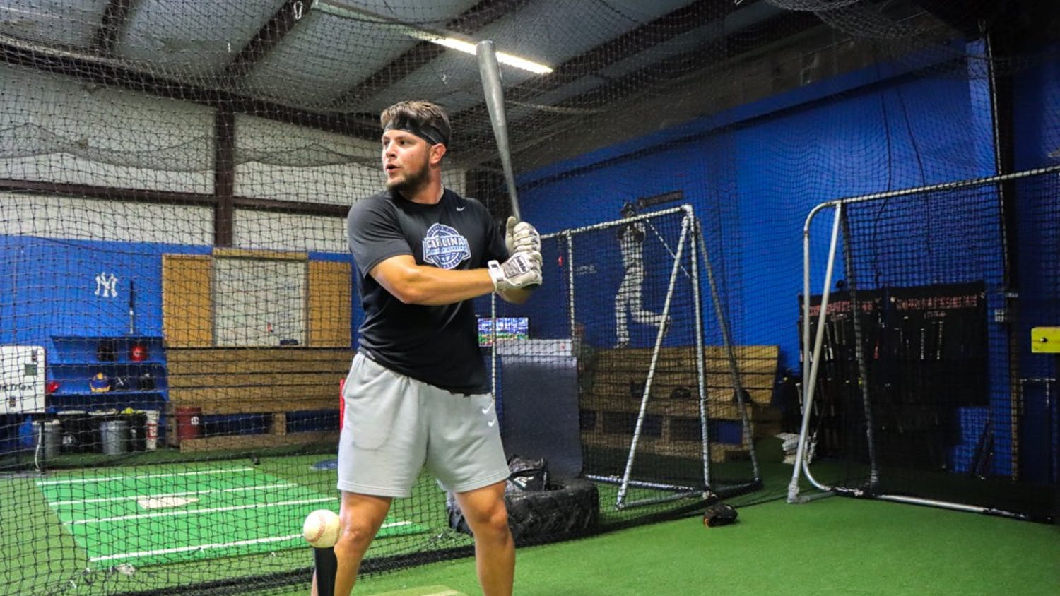 While the MLB adjusted their schedule to allow for games to continue during the COVID-19 pandemic, minor league games were cancelled. Now, minor league players are figuring out how to adjust and prepare for their next season. Photo courtesy of Josh Conner and UNC Media Hub.
