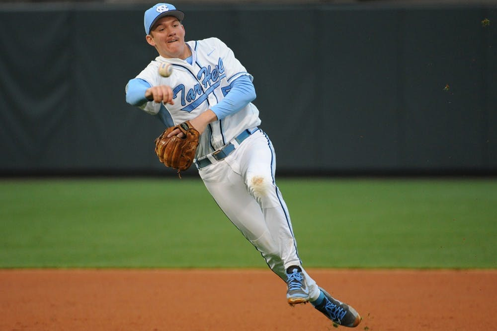 Mountain of mistakes plagues UNC baseball in loss against West Virginia