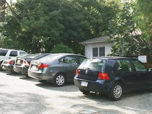 Chapel Hill is limiting parking spots to only four in front of houses. Longview Street, off of North Columbia, is notorious for an over-abundance of cars parked in front of the houses.
