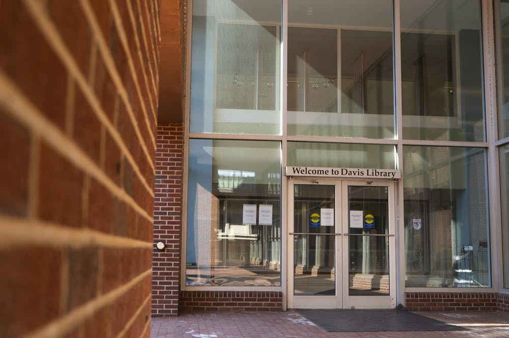 Here's what you need to know about UNC Libraries' fall reentry plan