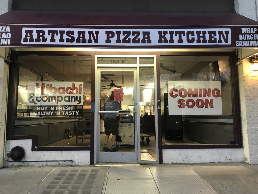 All Up In Your Business: Hibachi on Franklin Street, Carolina Square gets new stores