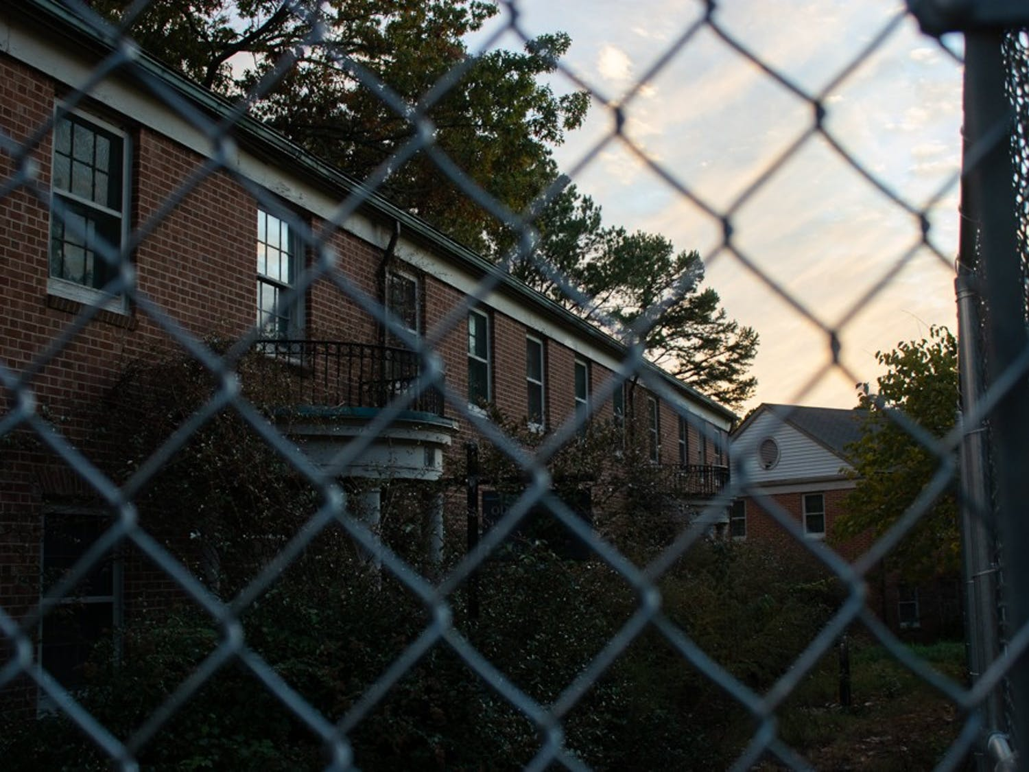UNC makes plans to demolish Odum Village and build new property in its place due to its age and the expensive price of including new sprinkler systems.