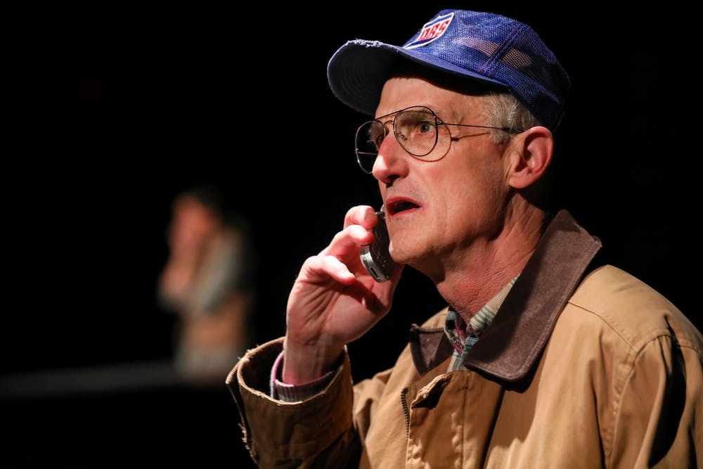 Performer, teacher, inspiration: Ray Dooley marks his 100th production with PlayMakers