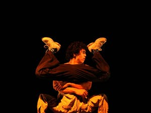 Compagnie Kafig had its Chapel Hill debut on Tuesday and Wednesday as a part of the 2013-2014 Carolina Performing Arts season. The dance group, made up of 11 dancers, combines the dance style of hip-hop and samba with capoeira. (Photo courtesy of Carolina Performing Arts)