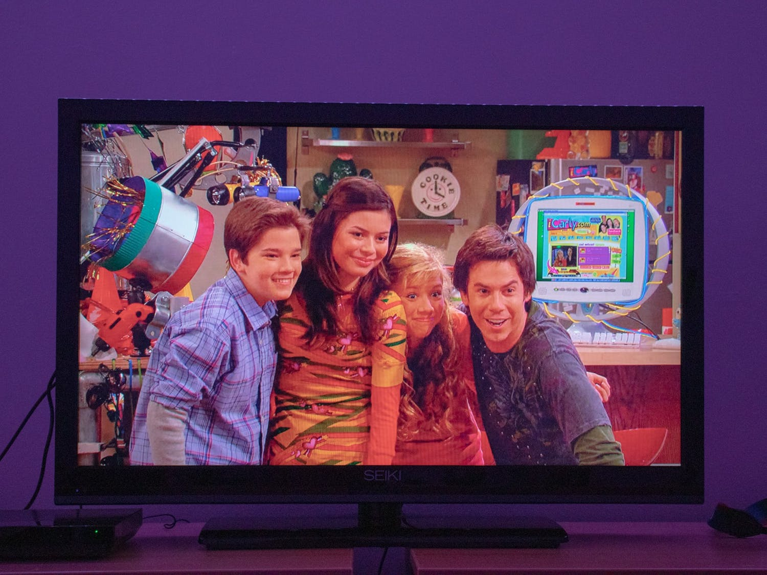 DTH Photo Illustration. iCarly was recently added to Netflix, and we want to know: which iCarly character are you?