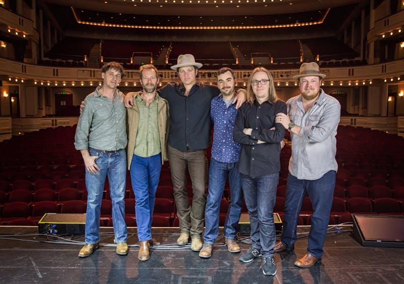 Grammy-winning band Steep Canyon Rangers reflects on UNC origins, self-produced album