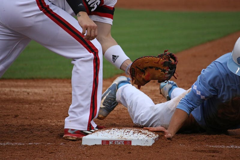 UNC baseball lost to NC State this weekend and will not move on to the ACC tournament.