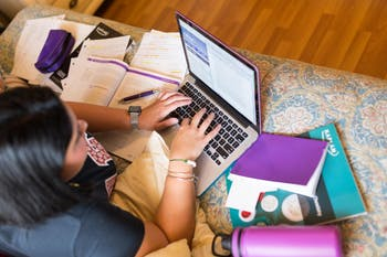 A December survey conducted by Kaplan Test Prep polled 349 premed students across the country and found that 47 percent believe medical schools should offer free tuition to all their students, 19 percent think schools should offer free tuition to students whose family income is of a certain amount and 34 percent think medical schools should distribute financial aid as they deem appropriate.Courtesy of Kaplan Test Prep.