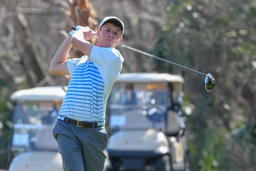 UNC men's golf places 15th in NCAA Championship, its highest finish since 2003