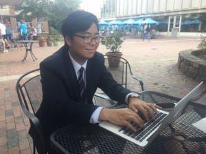 Jason Hong has taken an online class at UNC.