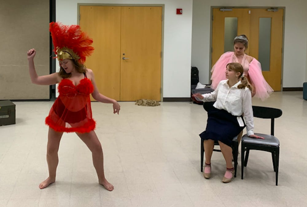 'Sing Out, Louise!' UNC Pauper Players to put on 'Gypsy' this week