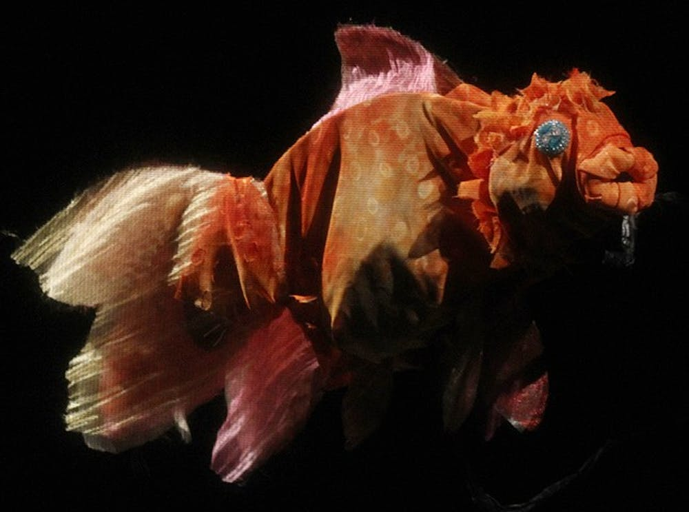Puppets bring 'Dreams' alive in latest Process Series play