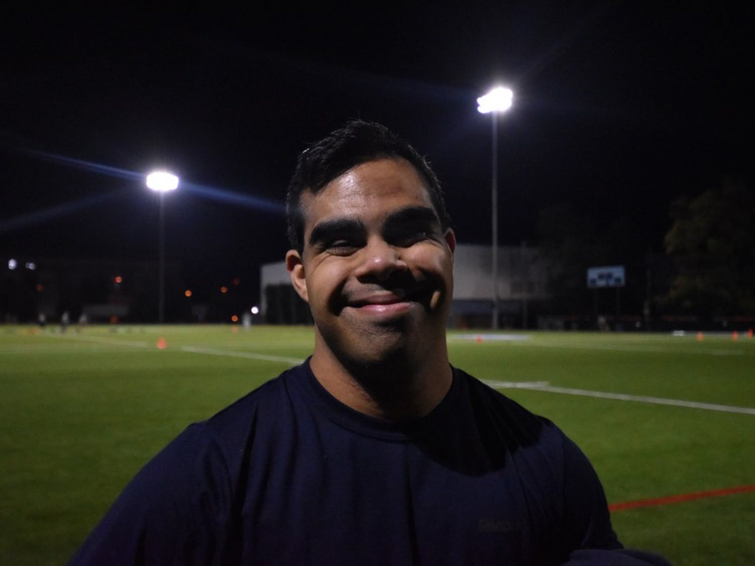 Ishan Munshi is part of the  Best Buddies program, which pairs community members with disabilities to students at Carolina. Ishan recently started his new job at Cafe Carolina.