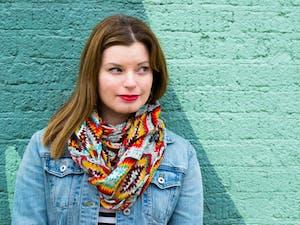 Jennifer Dasal is the host of ArtCurious. Photo courtesy of Kat Harding.