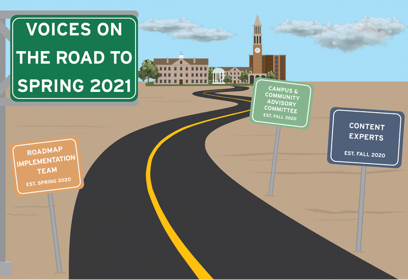 Voices on the Road to Spring 2021