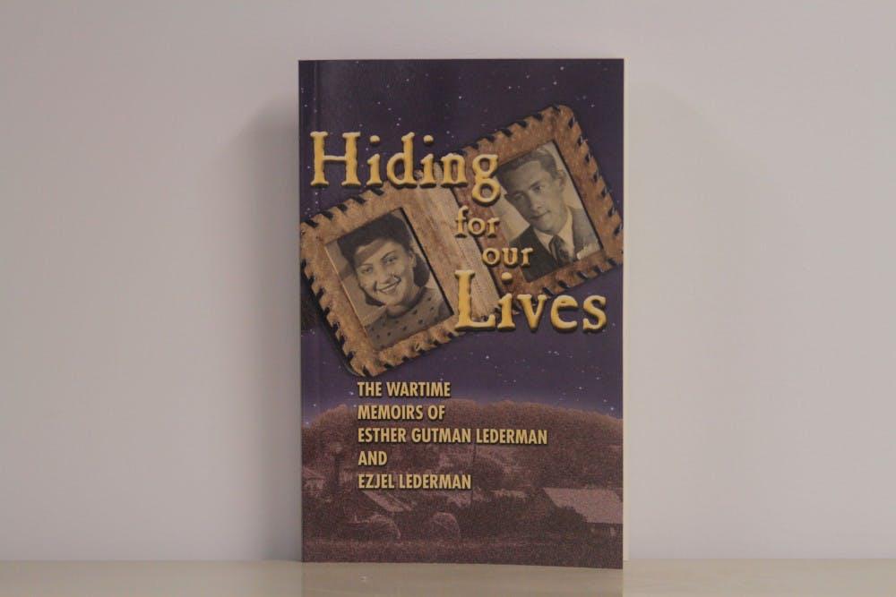 Q&A with Esther Lederman, Holocaust survivor and author