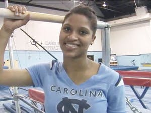 "Screenshot from the UNC Athletic Dept.'s ""It Gets Better"" video"
